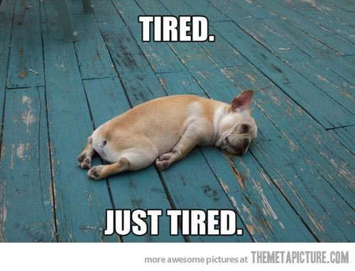Jag är en nattuggla men det har varit en låååång dag. Nu dags för sängen! ?