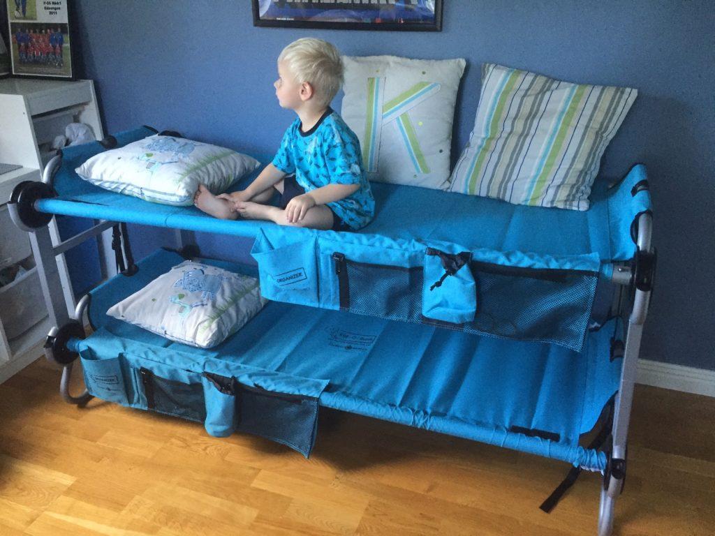 Bunk-O-Bed som våningssäng